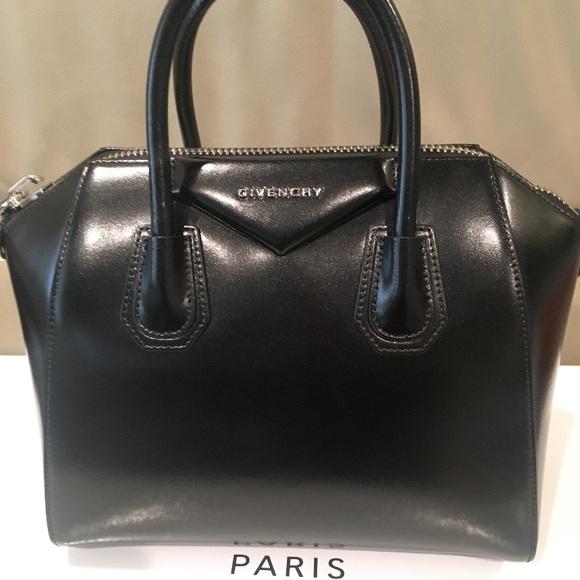 302552d86d Givenchy Antigona Small Satchel Bag